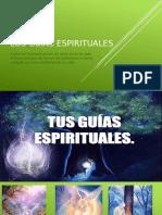 TALLER GUIAS ESPIRITUALES 2019