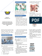 LEAFLET POST OPERASI HEMOROID