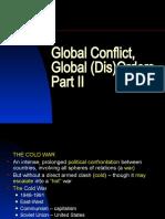 Global Conflict, Part II