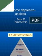 SINDROME DEPRESIVO ANSIOSO