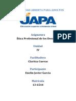 Tarea 4 de Etica P. D. (Enelin)