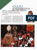San Gennaro batte Elisabetta II