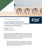 3) La psicología educacional en las intersecciones de campos y prácticas educativas.pdf