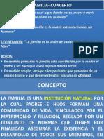 BOLILLA 2 DERECHO DE FAMILIA