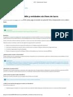AFIP - 2020_01_31 - Moratoria para MiPyMEs y entidades sin fines de lucro