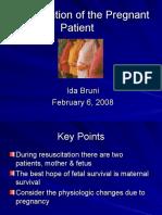 Resuscitation of the Pregnant Patient
