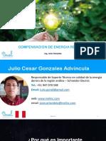 1. Presentación Compensación de Energía Reactiva