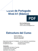 Unidade 1 Introducción al portugués