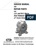 Worm Gear Reducer Service Manual.pdf