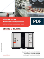 Oil-Free-Screw-Air-Compressor