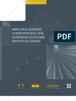 Improving Business Competitiveness and Increasing Economic Growth in web
