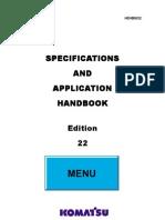 Komatsu Handbook