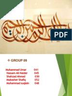 P= group 9 soil
