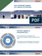 Presentation-Contract Logistics