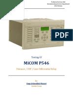 MiCom P546 Relay.pdf
