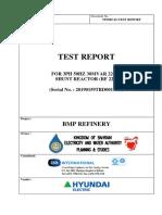 TP3085-01-TEST REPORT_BMP Refinery 30MVAR 220kV SR