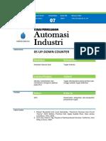 Jawaban Tugas 5 automasi Industri
