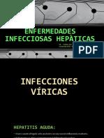 ENFERMEDADES INFECCIOSAS HEPÀTICAS