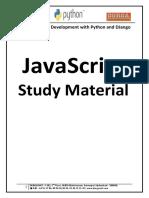 Full Stack Web Development with Python and DJango - Java Script.pdf