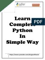 27  PYTHON DATABASE PROGRAMMING STUDY MATERIAL.pdf
