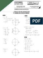 Matemática - Pré-Vestibular7 - Trigonometria - Resolução de Exercícios V