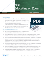Tips and Tricks for Teachers Educating on Zoom.pdf