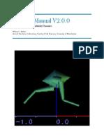 GaitSym Manual v2