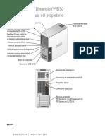 Dell Dimension 9150 XPS 400