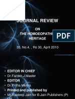 Autism+–+Journal+review+On+Homoeopathic+Heritage