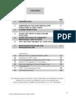 02 CHET Handbook 2007 Contents Final