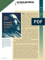 Joseph Conrad. A personal re-membrance  (1924)  Ford Madox Ford