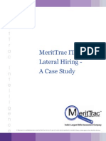It Laterals Case Study