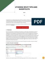 76 AUTODESK REVIT TIPS AND SHORTCUTS _ VIATechnik