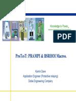 7.ProTesT Software Presentation MACROS