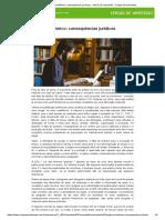 Plágio acadêmico_ consequências jurídicas - Versão de impressão - Campo Grande News