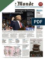 Le Monde 15 Janvier 2016