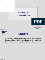 25 Inspections