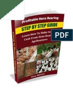Hen Poultry Farming-1