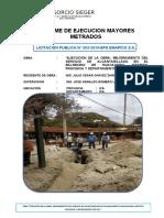 INFORME DE EJECUCION MAYORES METRADOS nuevo.docx