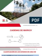 Cadenas de Markov Ergódicas - Estado Estable.pdf