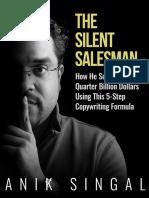 The-Silent-Salesman- Anik Sengal