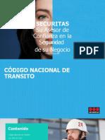 AL 3 - CODIGO NACIONAL DE TRANSITO 2020.pptx