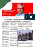 Newsletter Dez 2010 II