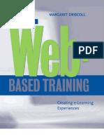 Web-Based Training Creating E-Learning Experiences