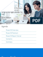 Power BI Solutions Description