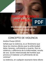 Psicopatologia y Victimizacion Bautista