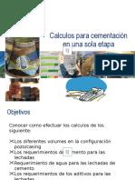 2.- Calculos para una cementación en una sola etapa.pptx