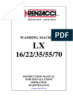LX WASHER EXTRACTOR MANUAL
