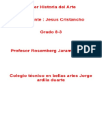 1º_TRABAJO_VIRTUAL-_Historia_del_arte-Grado_Octavo1 (1) JESUS CRISTANCHO 8-3