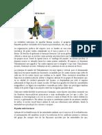 Sistema político y social de los incas